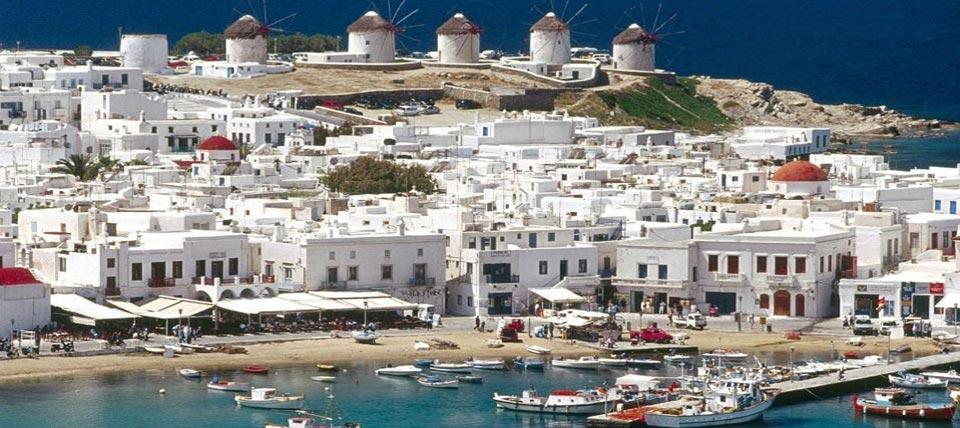 Special Hotel offers in Mykonos
